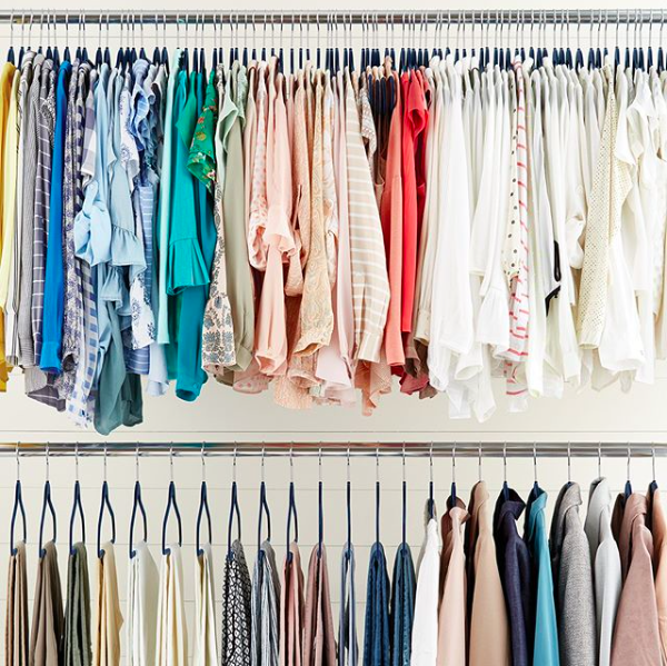Clothes ~ KonMari™ Category One