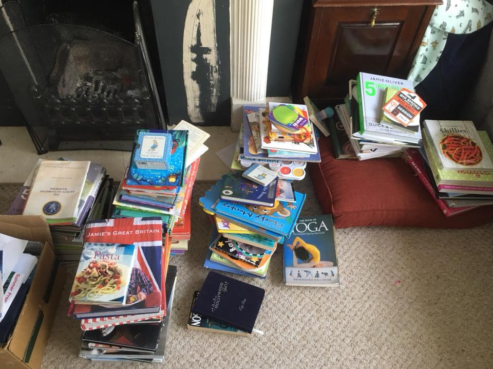 The power of the pile ~ Books