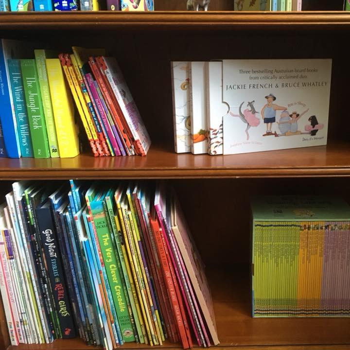 Client SR ~ Children's bookshelf