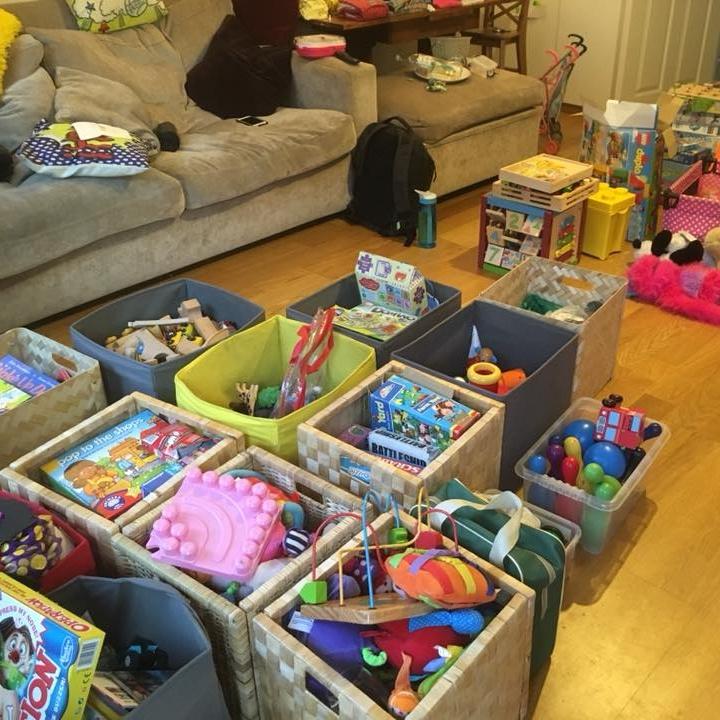 Client SR ~ Toys