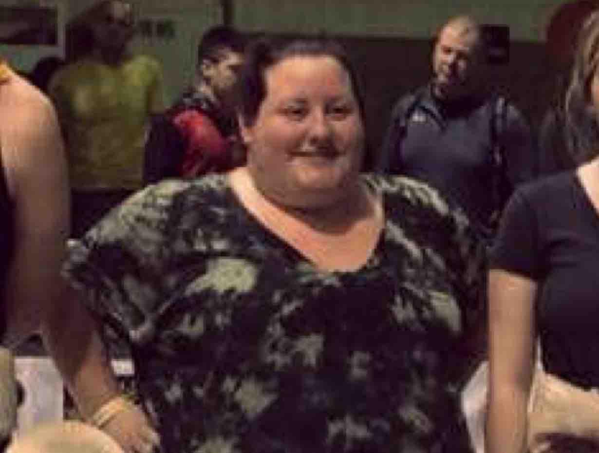 Heavyweight Danna Engelberg -