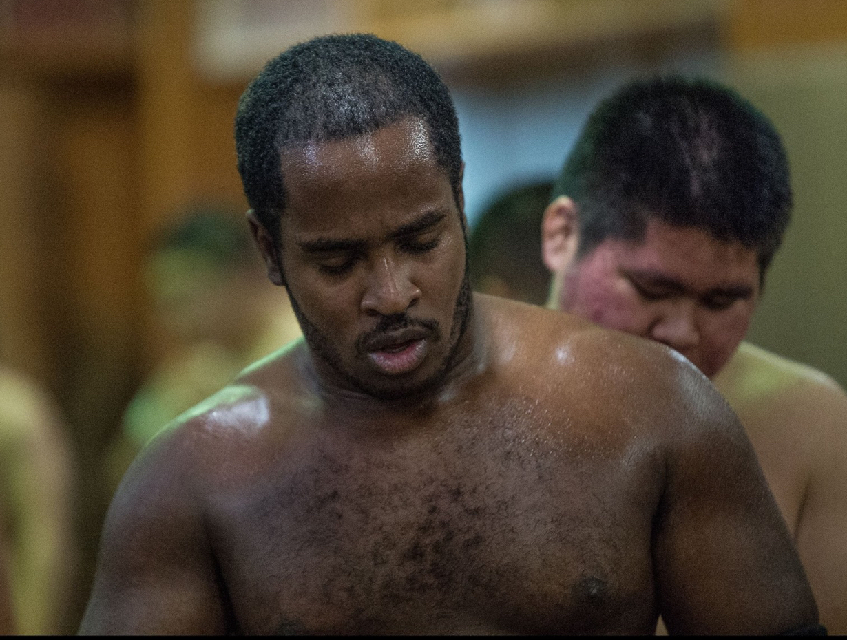 Lightweight  Cornelius Booker -
