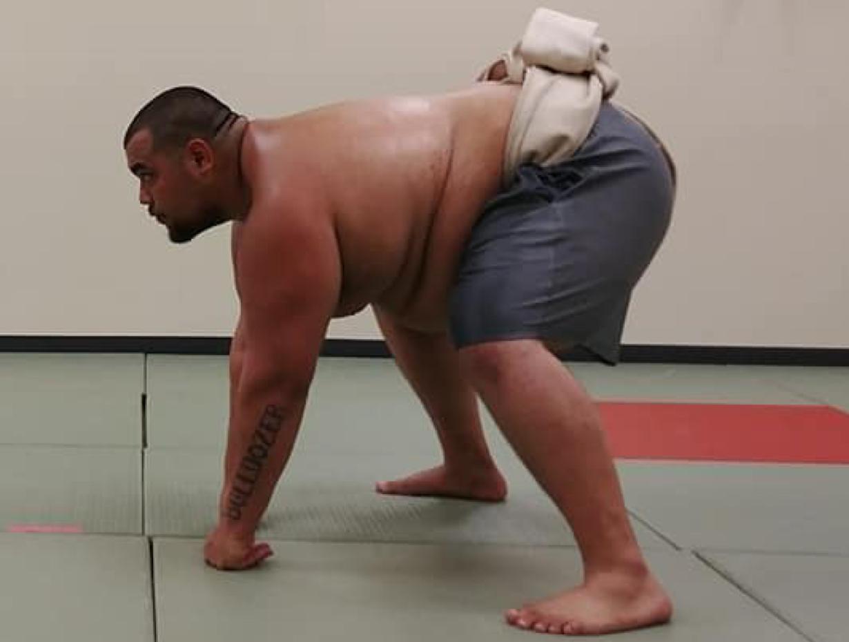Openweight Robert Fuimaono -