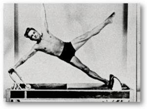 Every moment of our life can be the beginning of great things - Joseph Pilates