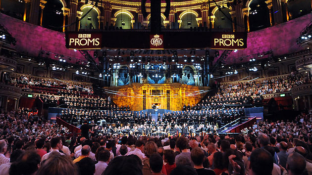 The Proms, Royal Albert Hall