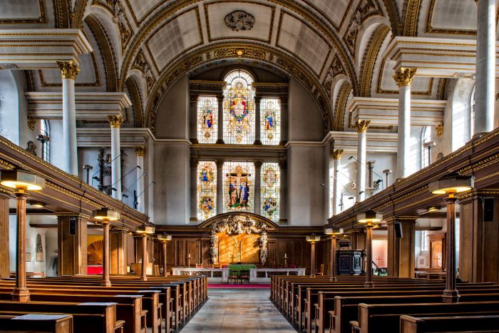 St James' Church, Piccadilly