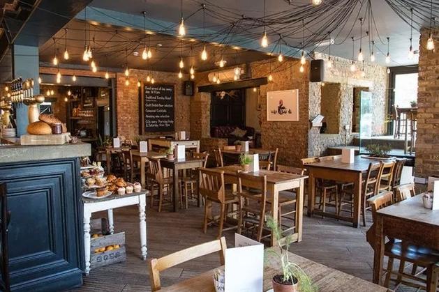 Hugo's Restaurant, London