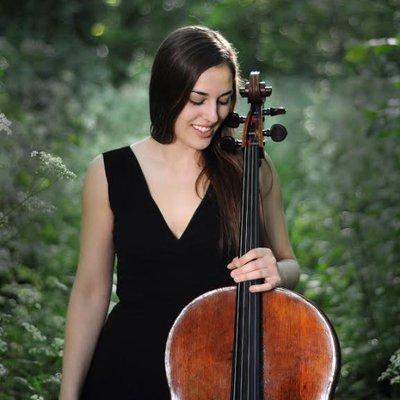 Yoanna Prodanova, cello