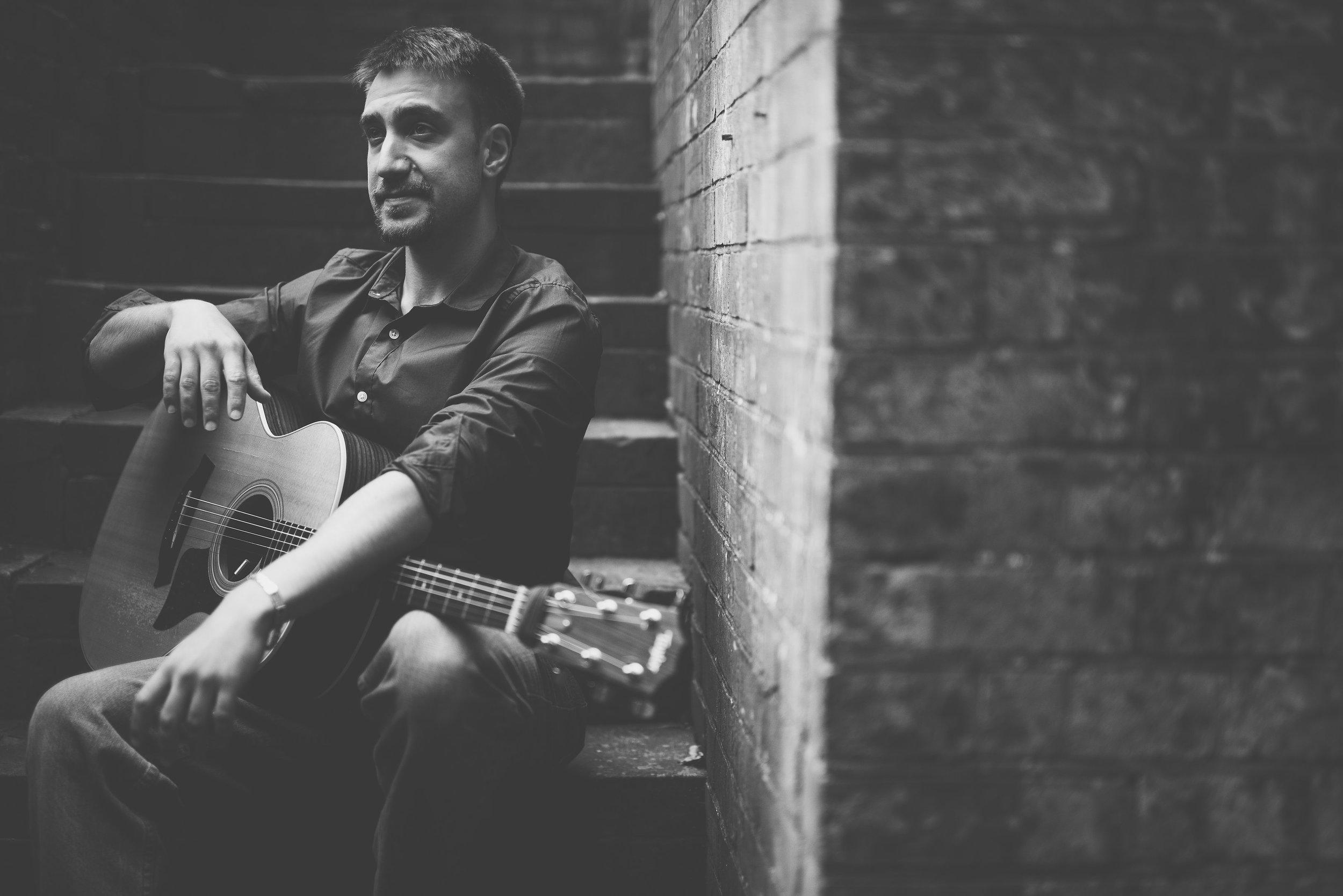 Joncan Kavlakoglu, Guitar | DEBUT at the Shoreditch Treehouse.JPG