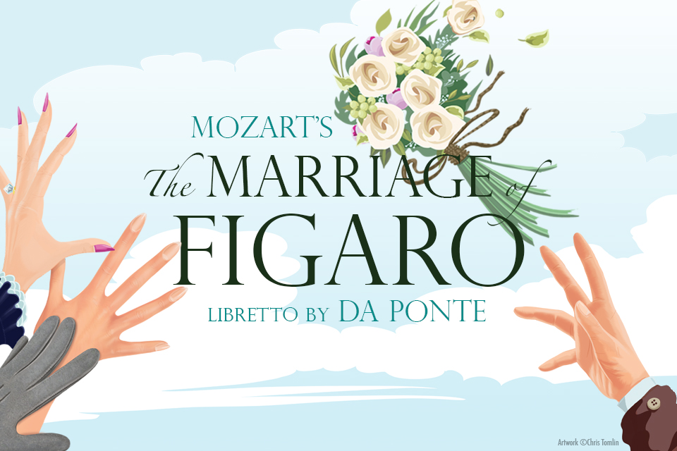 The Royal College of Music, The Marriage of Figaro | DEBUT