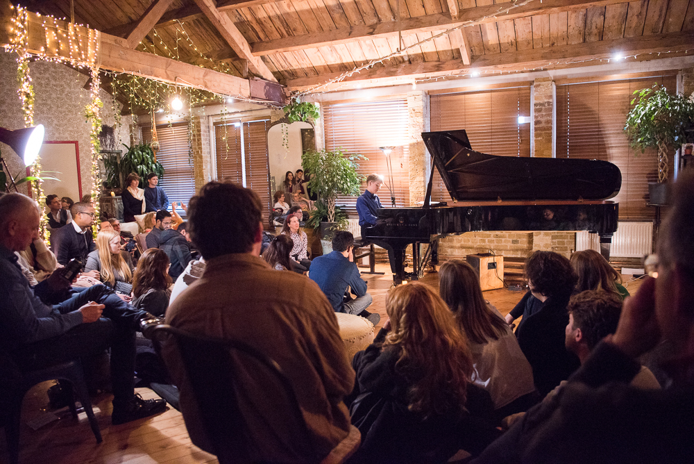 DEBUT at Shoreditch Treehouse, Secret Concert | Classical Music & Opera, Hidden Gem