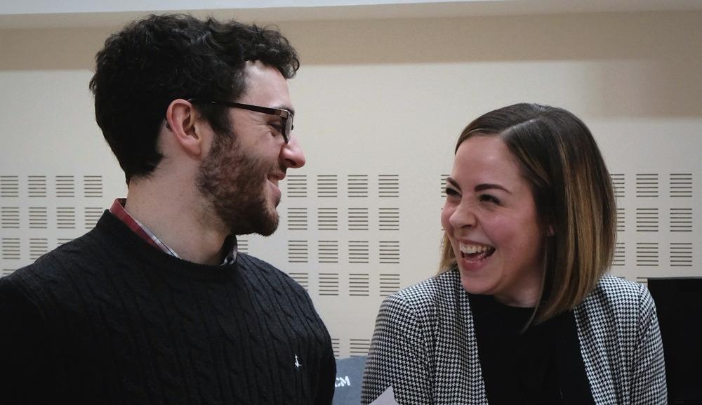 Lewis Murphy & Laura Attridge