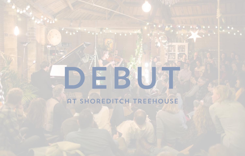 DEBUT at Shoreditch Treehouse, Secret Concert