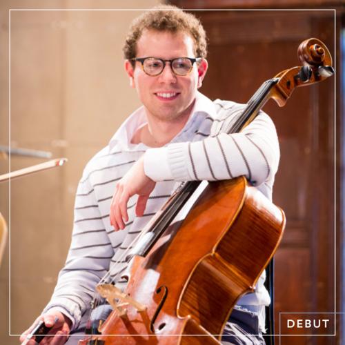 Thomas Wraith, cello