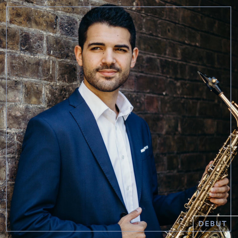 Manu Brazo  saxophone