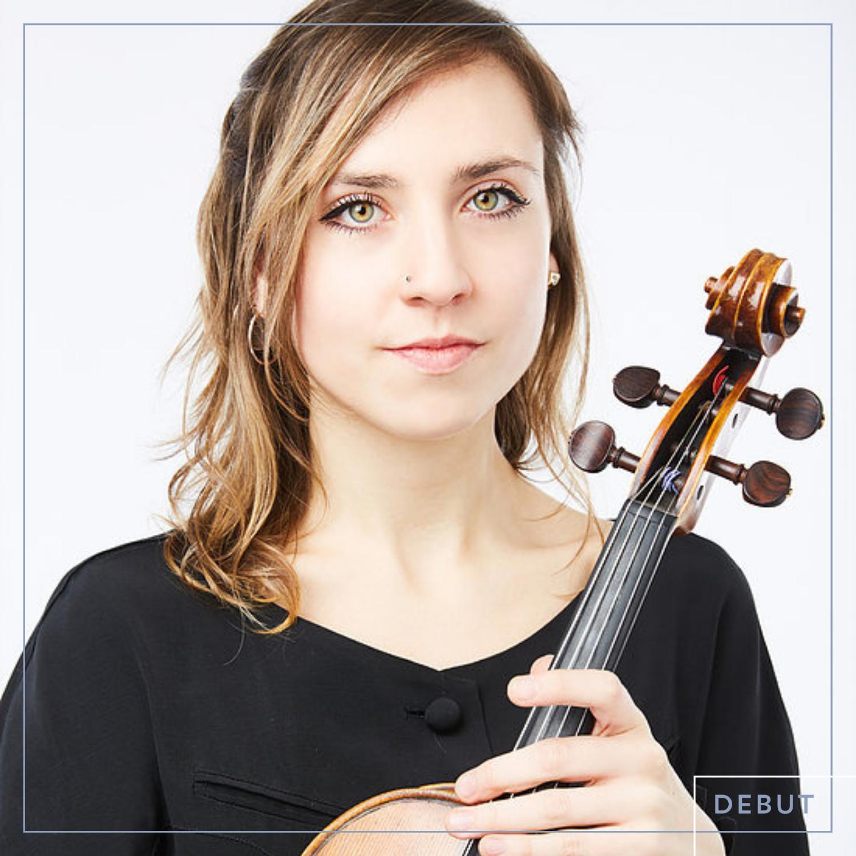 Luba Tunnicliffe  viola
