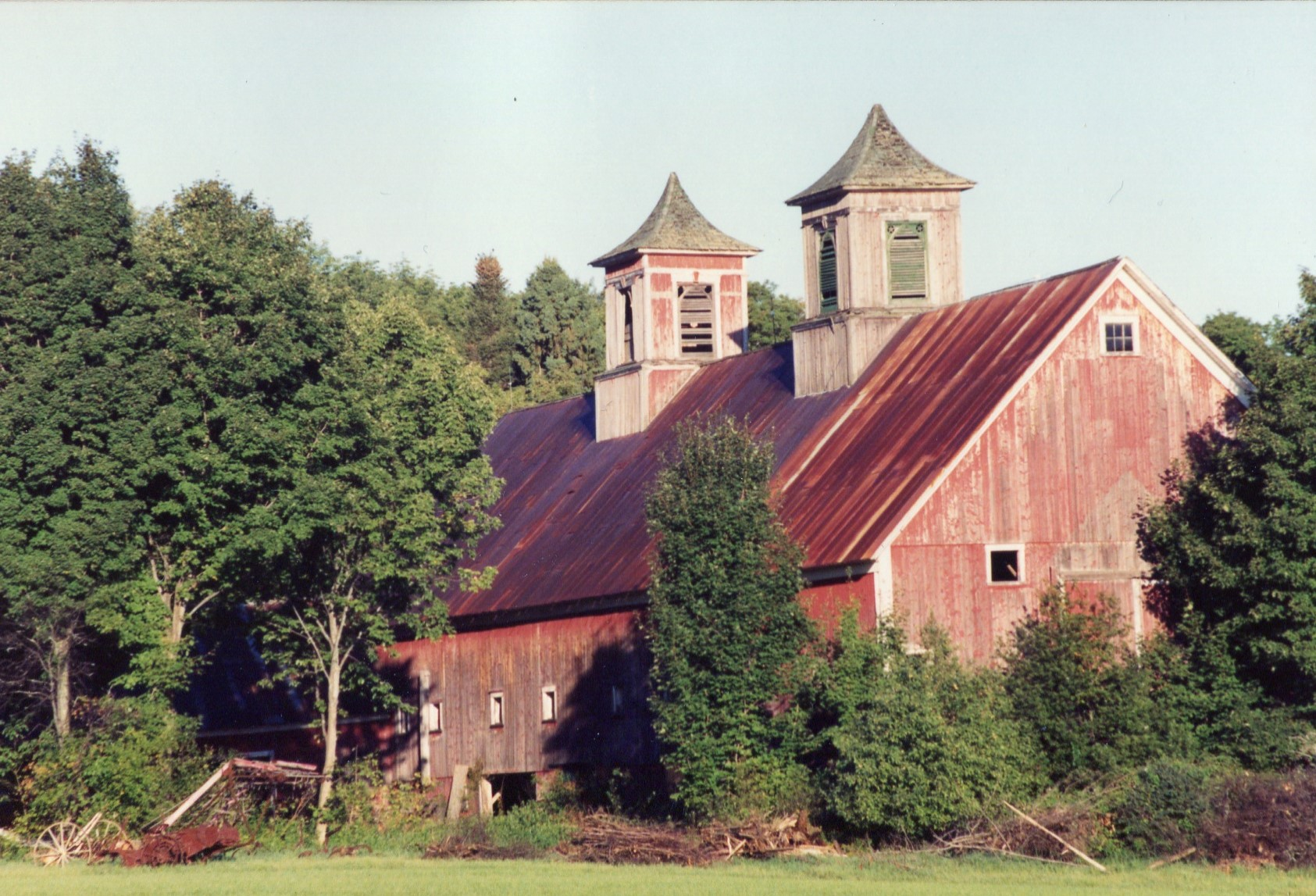 Turning Stone Farm circa 1990