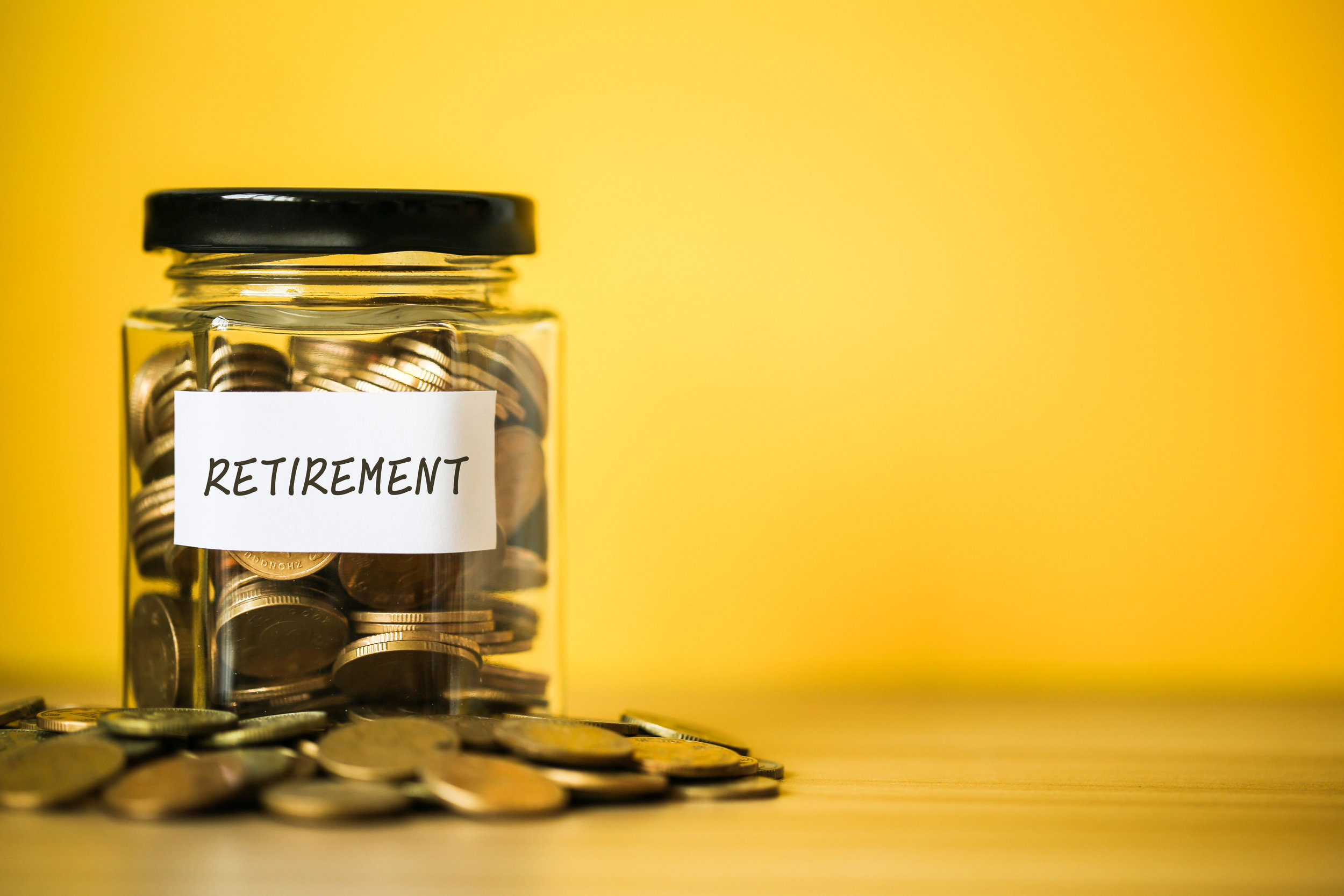 Plan for Retirement -