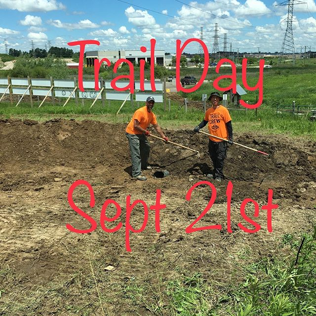 Come out and help build & maintain the trails on Sat Sept 21st!  This could be the last build day of 2019!  Meeting again at Snyder's parking lot for 8am with coffee and treats compliments of @ziggyscyclekw Walking out to the trails at 8:30am and meeting back in the parking lot at 12:30pm for a BBQ courtesy of @kingstreetcycles  We will be working again on the new Tri-City Materials land as well as other projects.  The more people we get the more trails we get so help spread the word.  Please help us estimate numbers by signing up online http://www.thehydrocut.ca/trail-days-signup.html