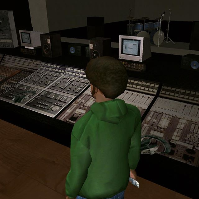 Anyone know what console this is? @sslaudio? @rupert_neve? @rockstargames?