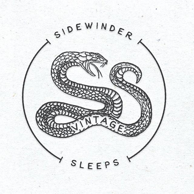Fun little logo design for @sidewinder_sleeps 🐍 . . . #logo #branding #brand #graphicdesigner #graphicdesign #graphic_design #graphicdesigncommunity #logooftheday #logoconcept  #logoinspiration #traditionaltattoos #traditionalamerican