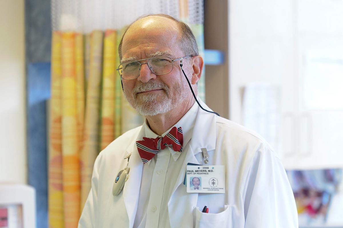 Dr. Paul Meyers