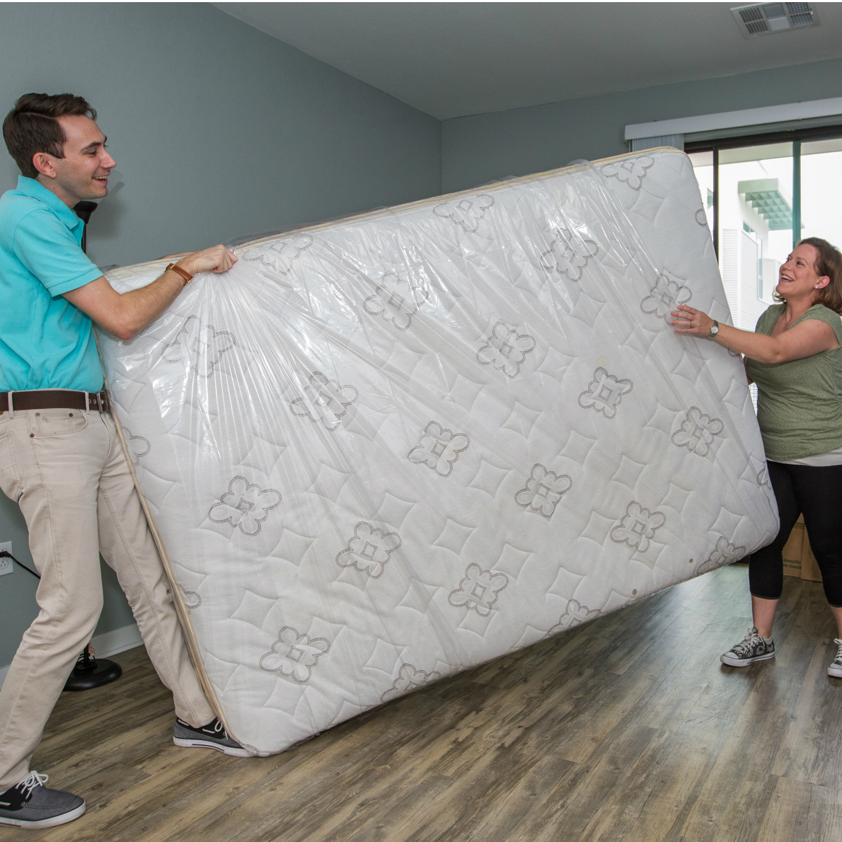 Mattress Pads and other moving supplies