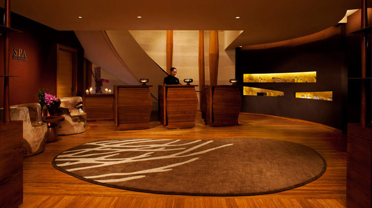The Peninsula Spa, New York   The much-loved Peninsula Spa New York at THe Peninsula New York is the only place to try Eastern-influenced signature treatments that were created with the Peninsula Hotel's Hong Kong roots in mind.