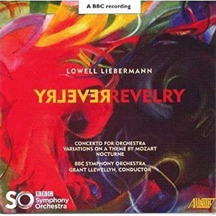 Concerto for Orchestra Op.81 Variations on a Theme of Mozart Op.75 Revelry Op.47 Nocturne Op.84