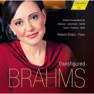 Four Etudes on Songs of Brahms Op.88