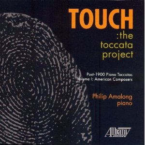 Toccata from Album for the Young Op.43