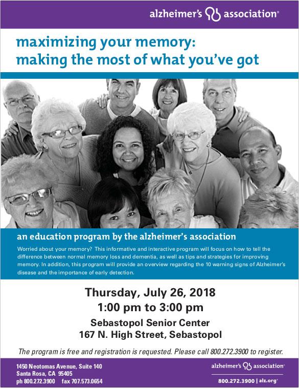 7-26-Alzheimer--Association-Flyer---Maximizing-Your-Memory---Sebastopol.jpg