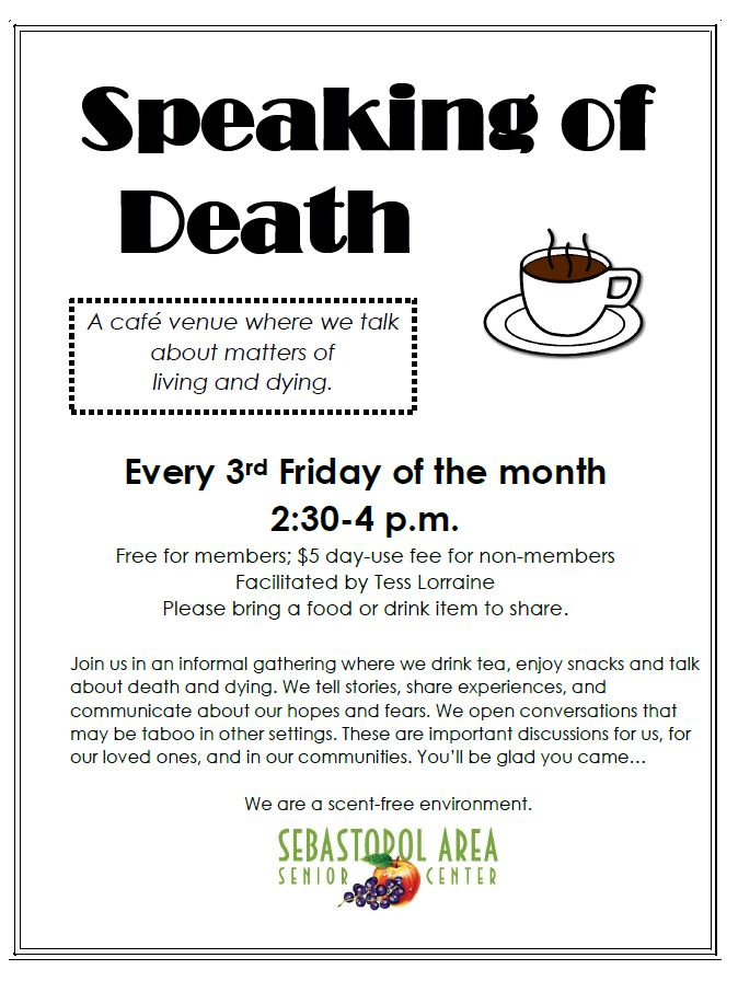 Speaking of Death Image of flyer for website.JPG