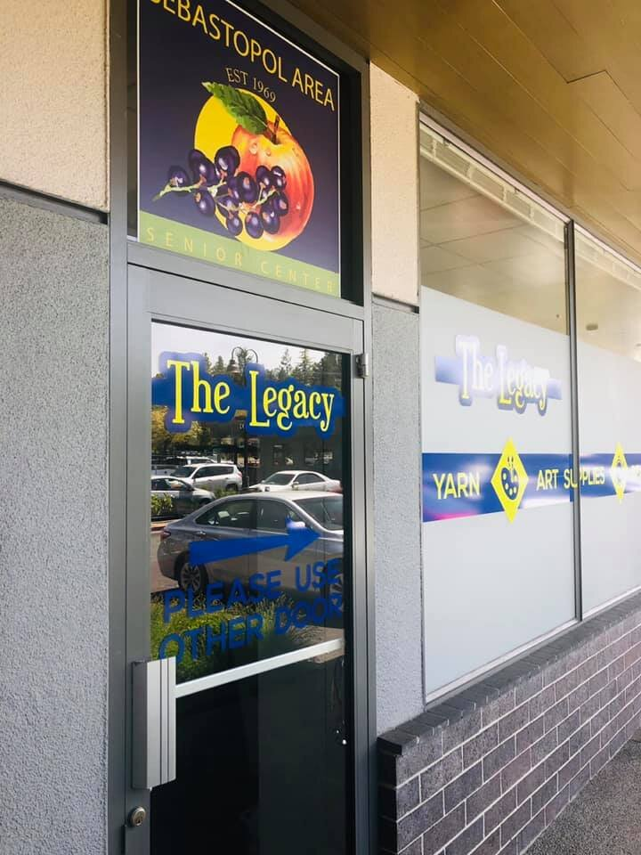 The Legacy Craft Store