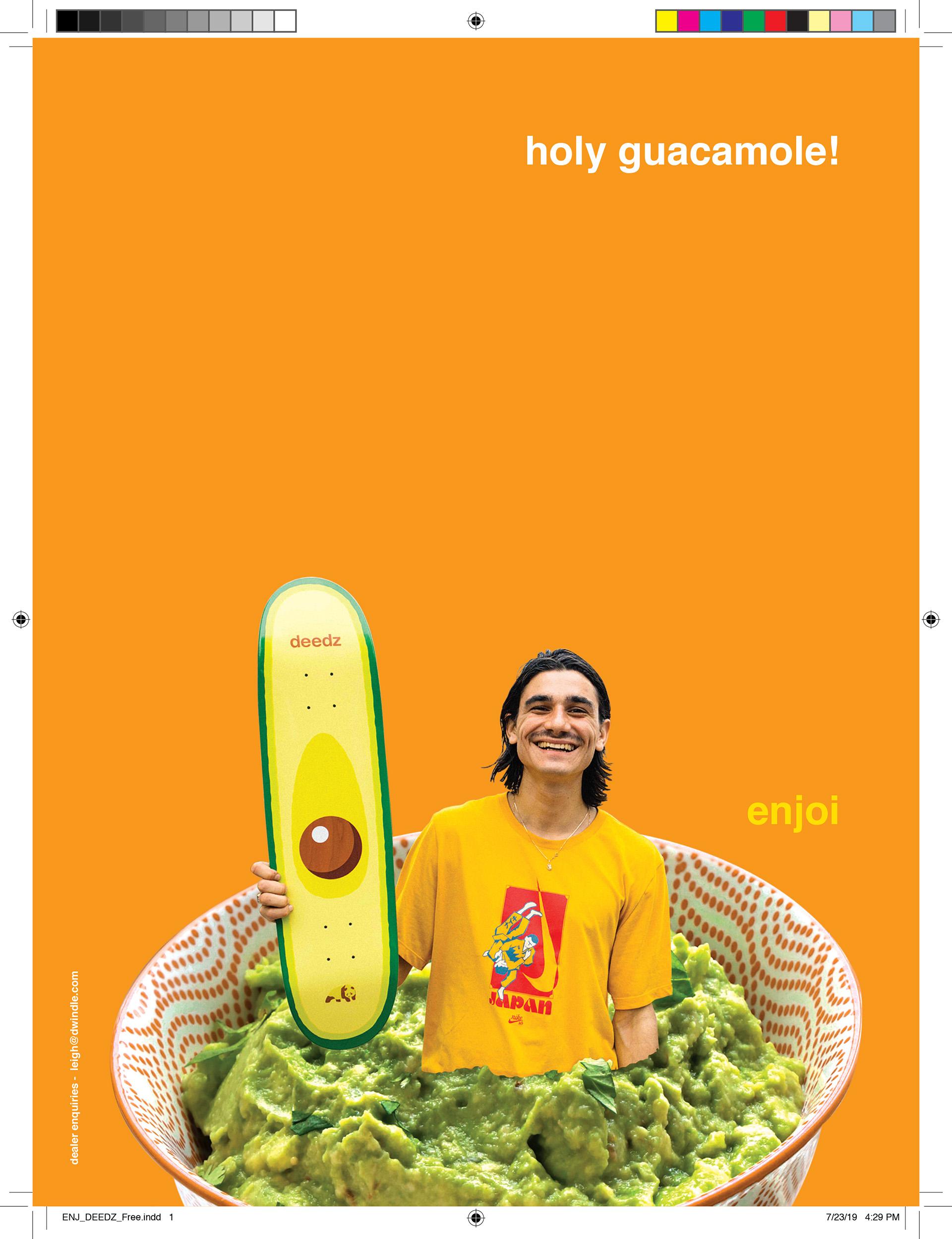 International print advertisements