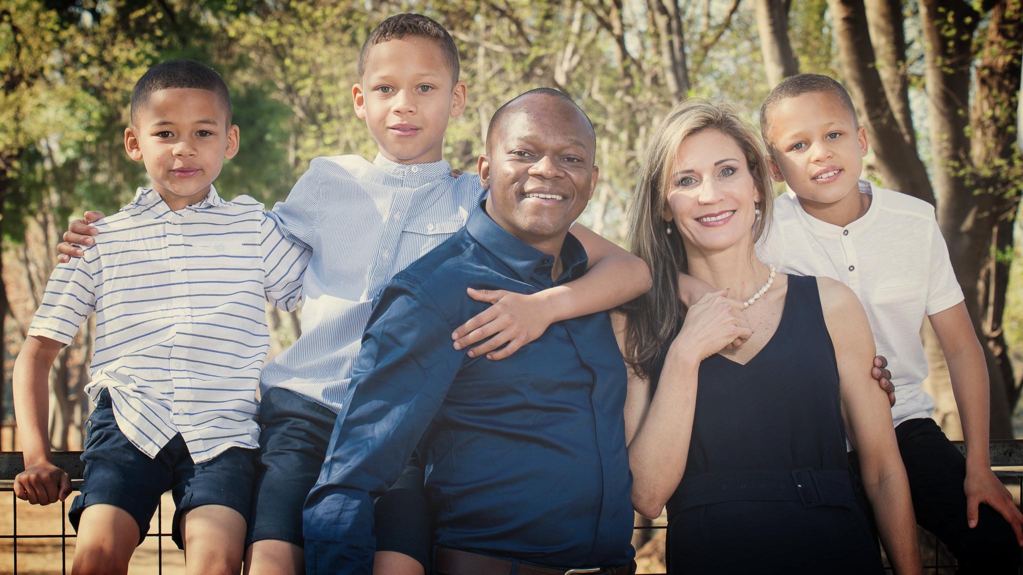 Nyamuda family
