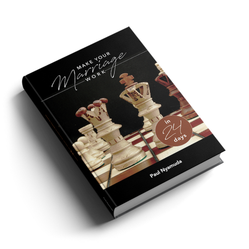 Make Your Marriage Work in 24 Days - Your marriage can become great. To start it just takes a commitment to embrace the everyday, practical elements discussed in this book.