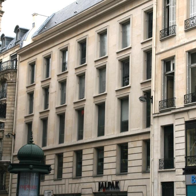 Ventadour, Paris