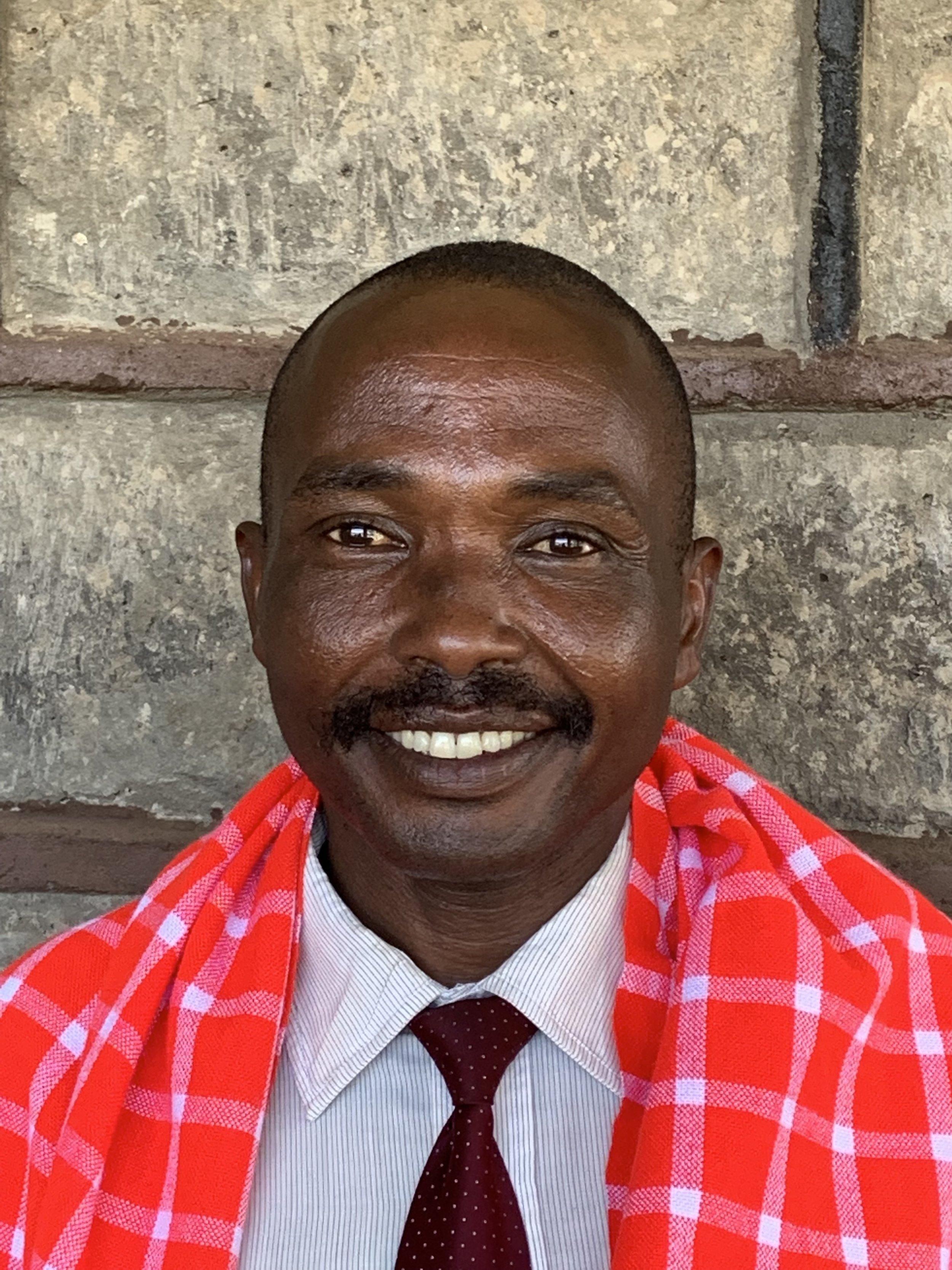 Patrick Muyia - $150 Sponsorship