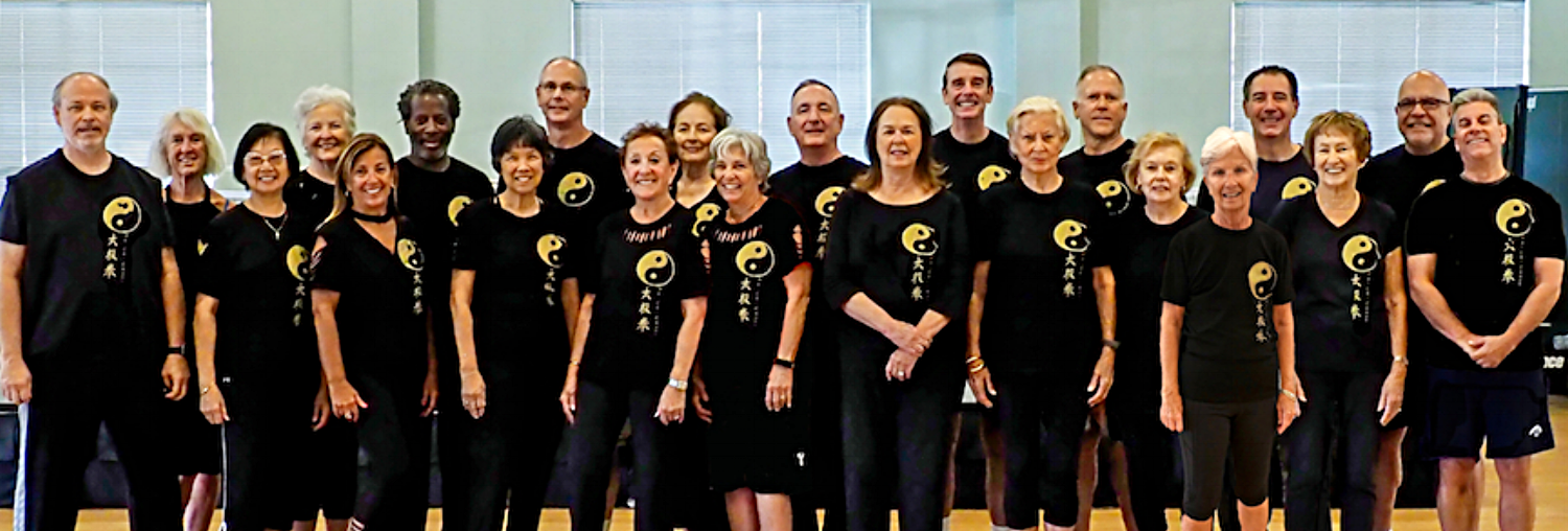 Tai Chi Class at Beach Community Center, Ft Lauderdale, FL (Dec.,2017) ... Class began in January 2016.