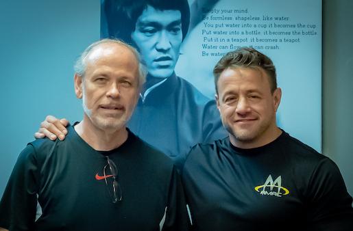 James Cravens and Alan Baker