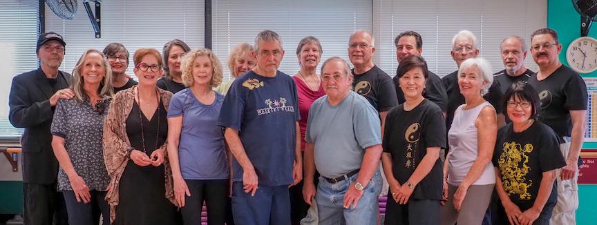 Broward Wellness Tai Chi Class 2019