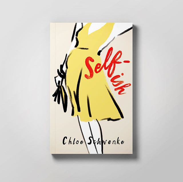 "Favorite cover comp and final book cover for Self-ish by Chloe Schwenke, a memoir about gender transition. Chloe is an architect, educator, human rights activist, and one of the first 3 trans political advisors in U.S. history, selected by the Obama administration. Of her transition she explains, ""there is a limit to how many times someone can look in the mirror and see someone else looking back at them."" ❤️"