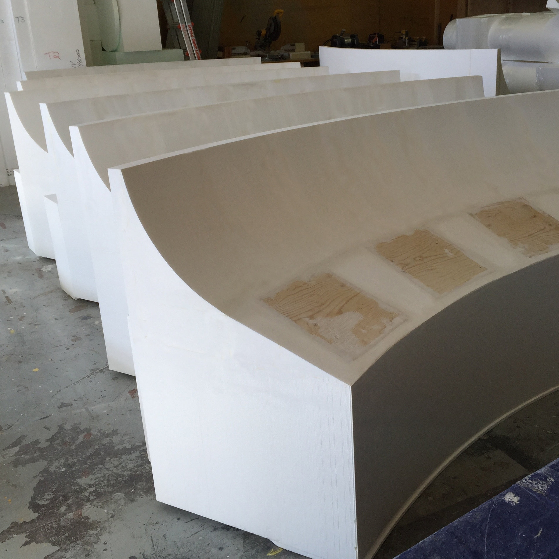 Construction Forms and Molds