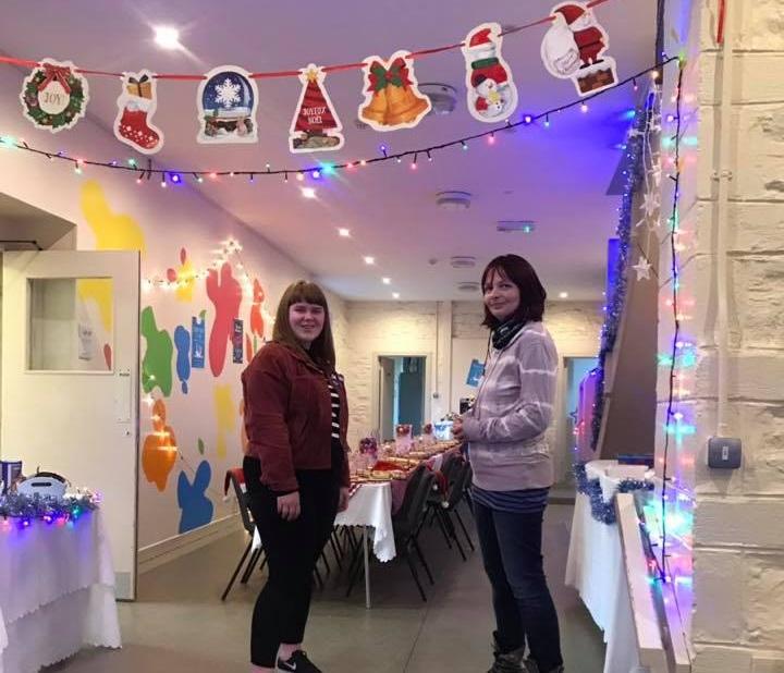 Thurso Community Christmas Meal Volunteers