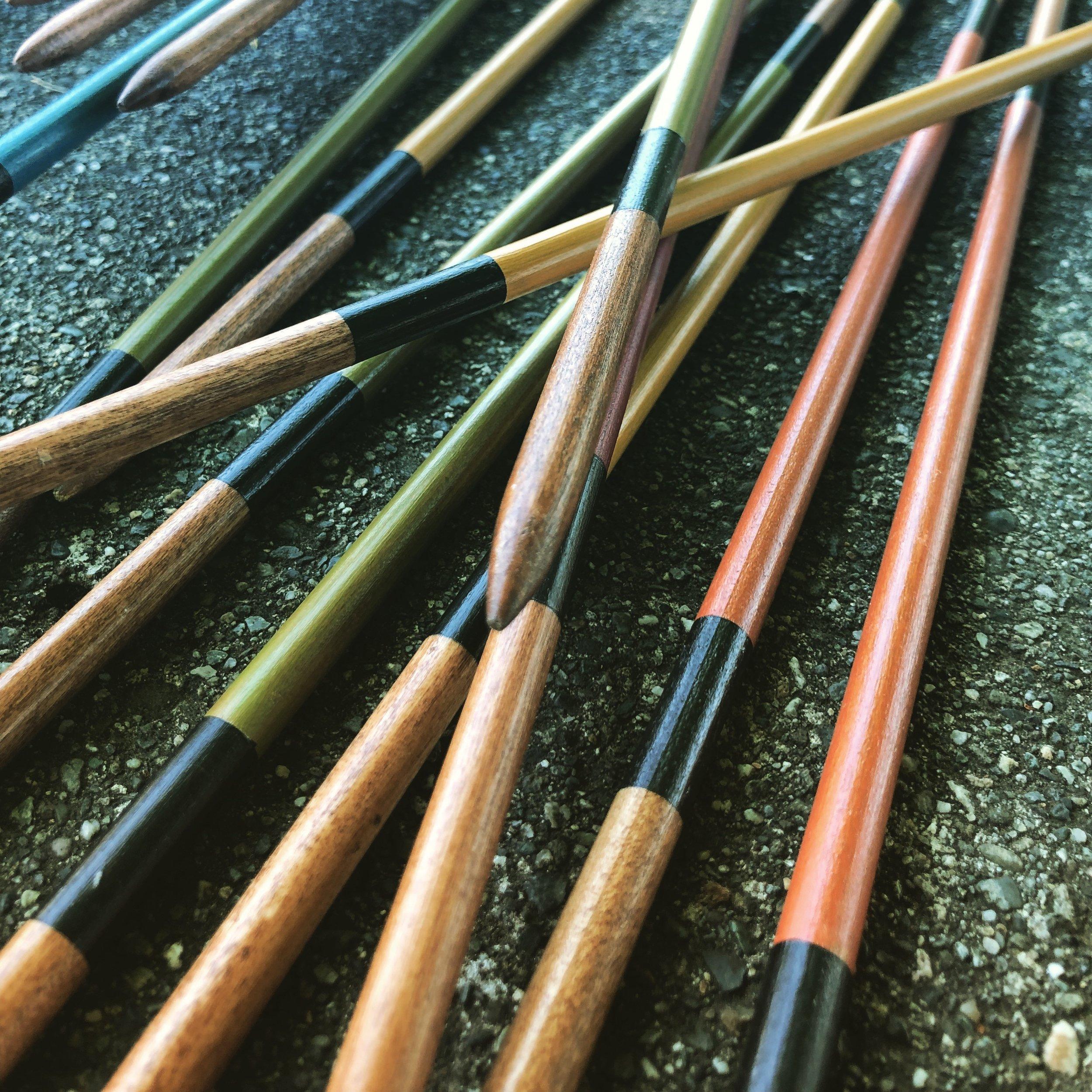 Pick-up Sticks -