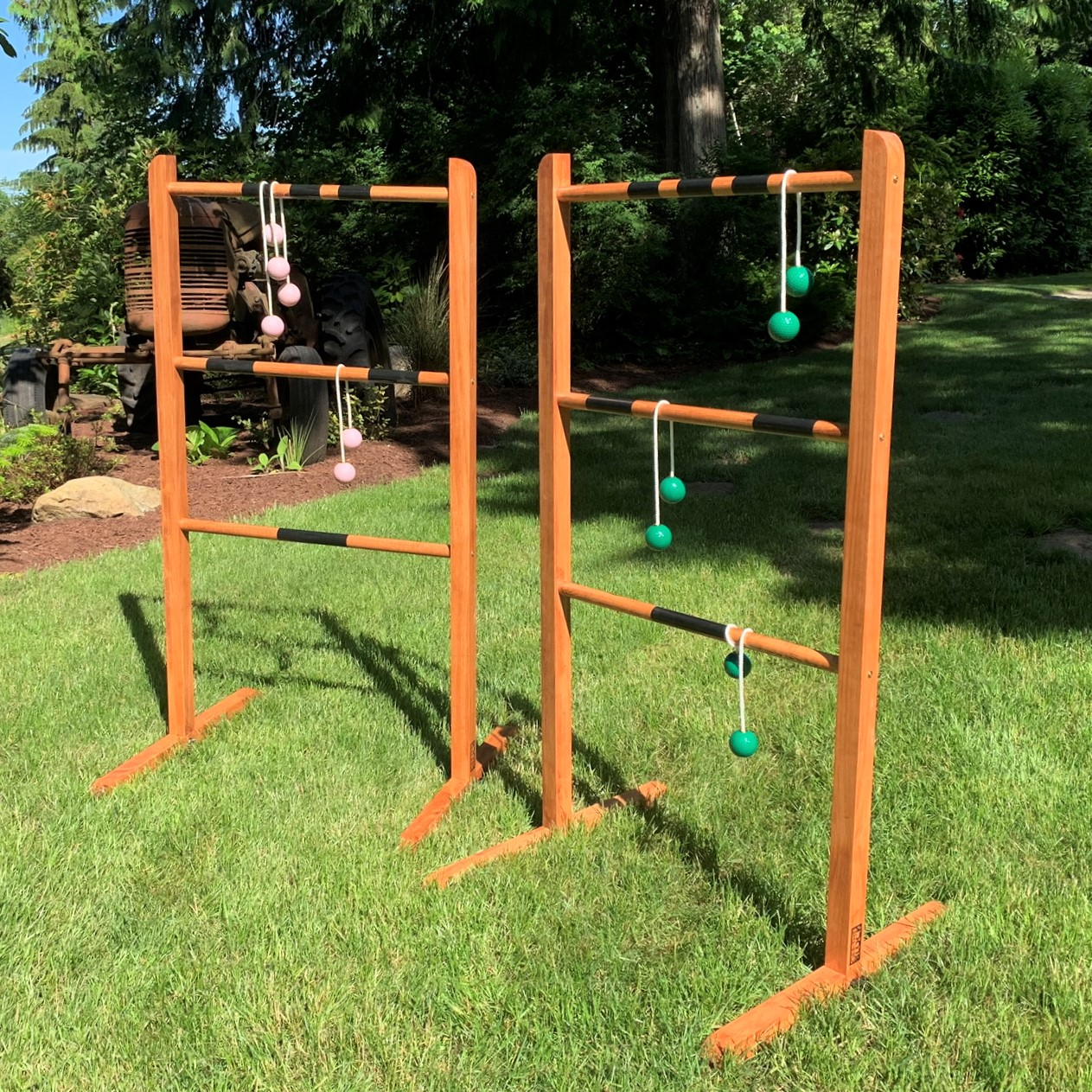 Ladder Golf -