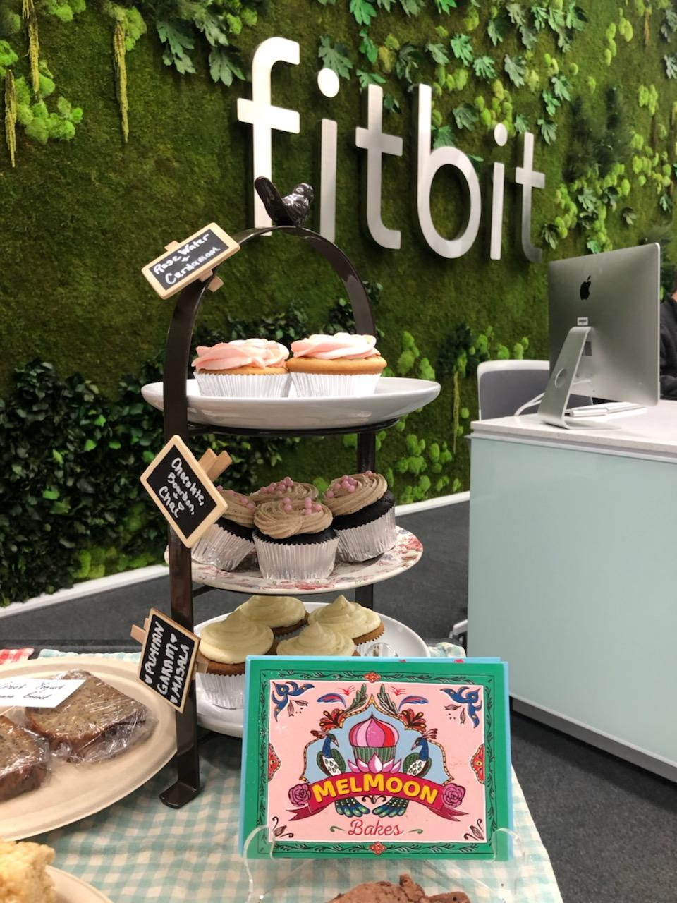 Fitbit's Office Holiday Fundraiser in San Francisco - December 2018