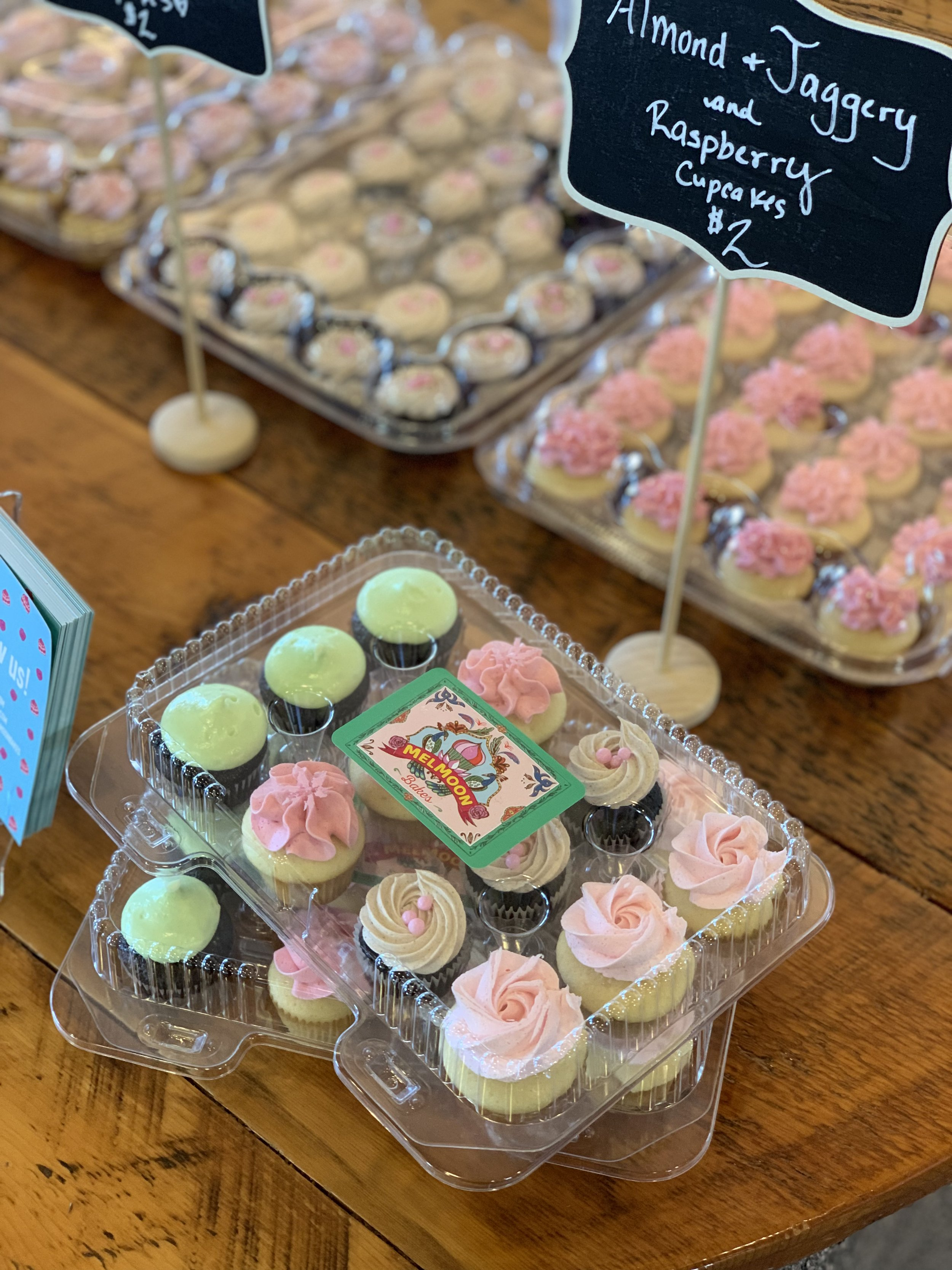 Pop-Up Market at AdRoll in San Francisco - February 2019