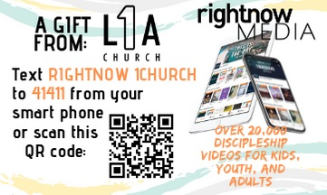 RIGHT NOW MEDIA ACCESS - If you don't have a RightNow Media account, you can click the link below to create one for FREE! You'll get instant access to many Bible studies and over 20,000 other Christian video resources for your whole family!